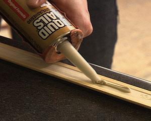 Термитный карандаш и жидкие гвозди помогут в строительстве