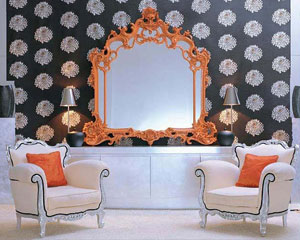 Украшаем свой интерьер зеркалами