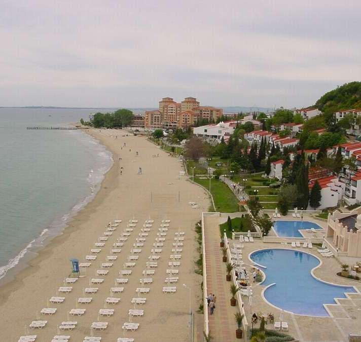 Курортная недвижимость в Болгарии на море