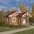 Преимущества строительства домов из бруса под ключ